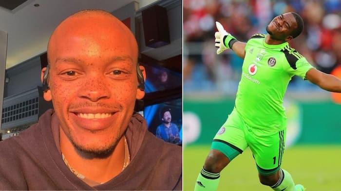 Hebanna: Nota Baloyi claims he spoke to slain Senzo Meyiwa the day he died
