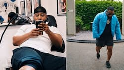Haibo: Cassper Nyovest thinks his sneakers can save Mzansi hip hop