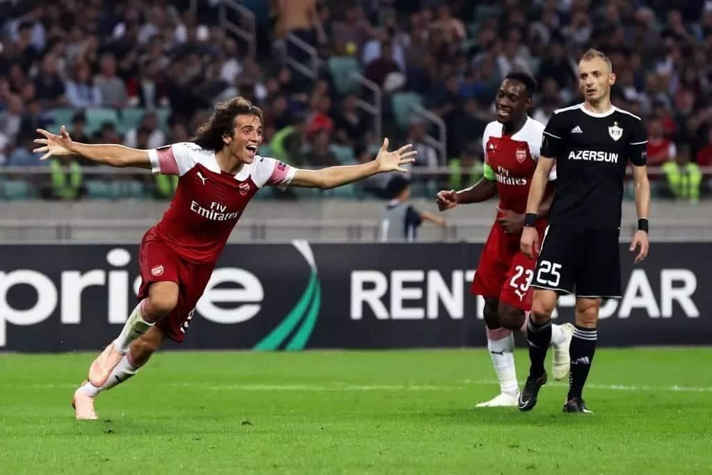 Europa League: Arsenal beat Qarabag 3-0, extend superb winning streak