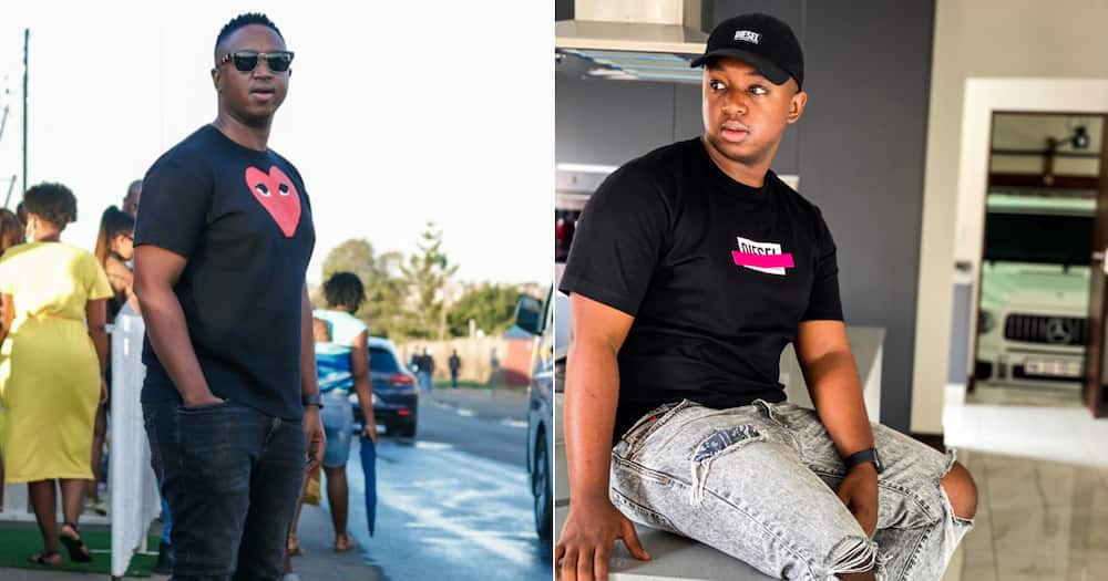 Securing the bag: DJ Shimza buys 2nd restaurant and branches out