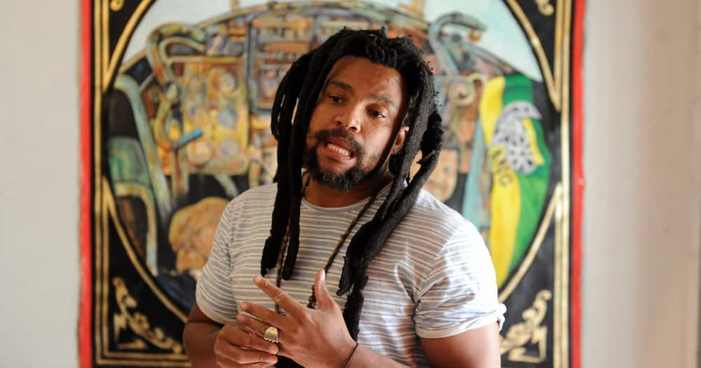 Mandela Family Unhappy with Mabulu's Depiction of Madiba and Ramaphosa
