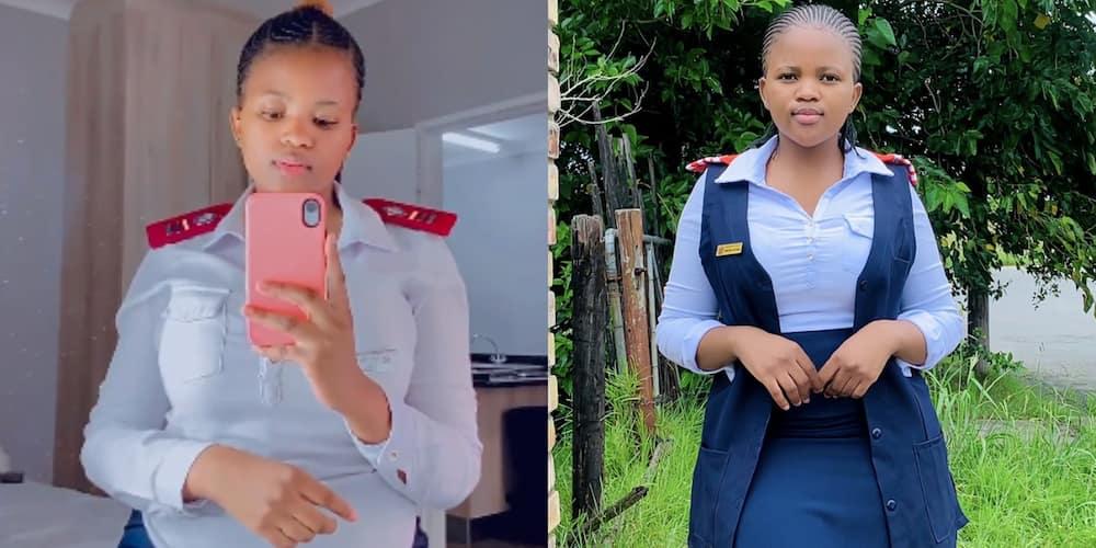 """Peri Peri Extra Hot"": Stunning SA Nurse Gives Mzansi All of the Feels"