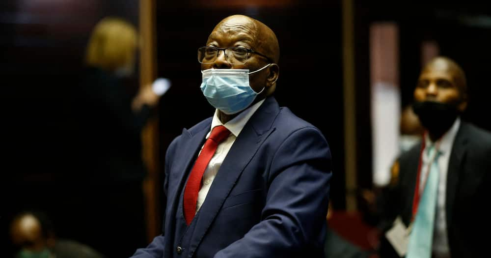Zuma maintains his innocence after court appearance, criminal case postponed