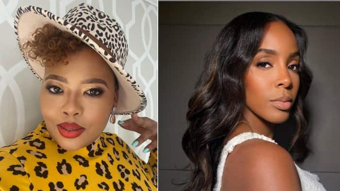 """Ai Man: Kelly Rowland Possibly Throwing Shade at Anele Mdoda Again """"Kelly Knows What She's Doing"""""""