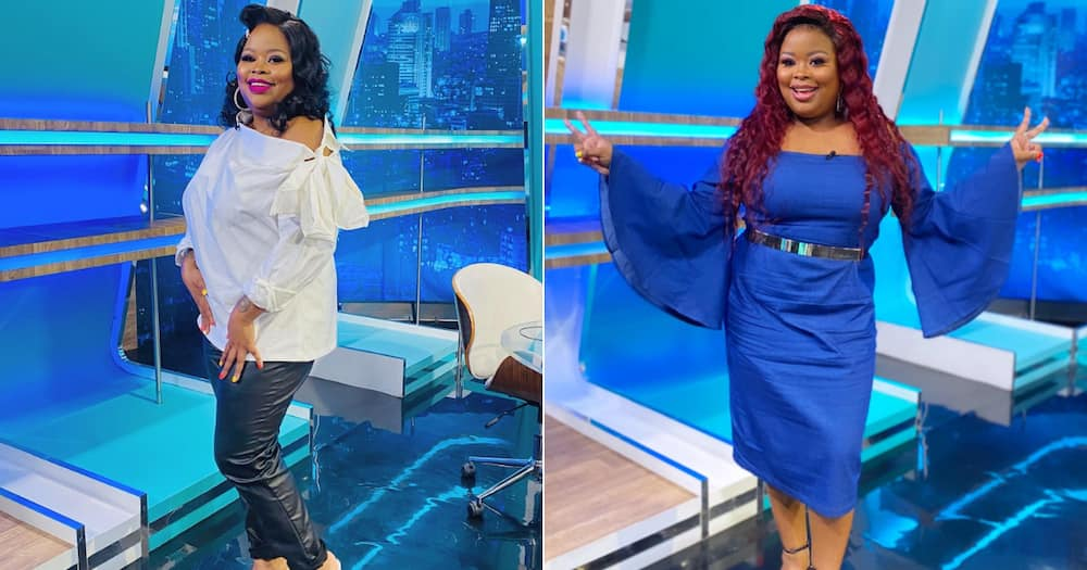 Lesego Tlhabi slams men for accusing women of being gold diggers