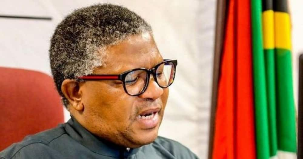 Fikile Mbalula Contradicts Mamabolo, Says There Are No Plans to Scrap E Tolls
