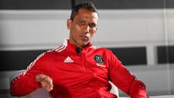 Orlando Pirates misfiring in the attack, coach Fadlu Davids frustrated with lack of wins