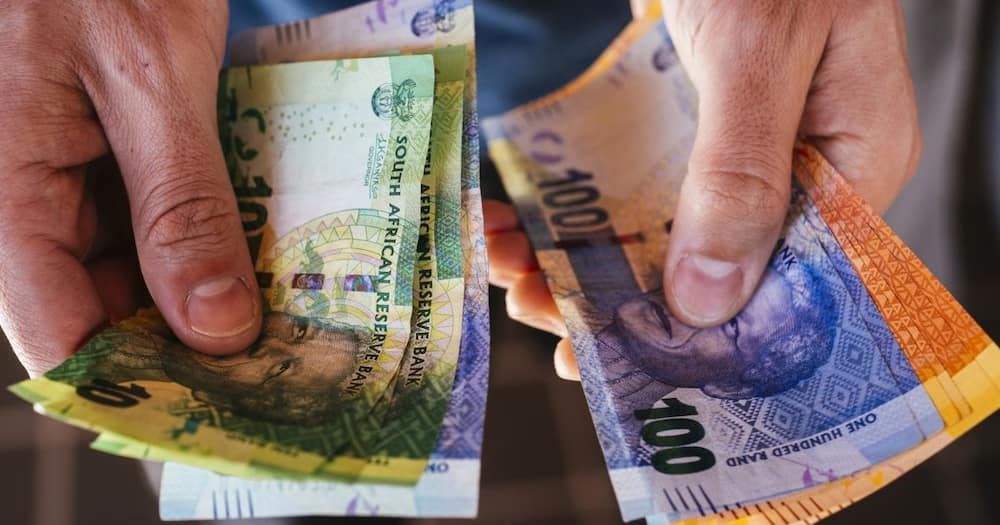 Poverty and inequality, basic income grant, R1 268 per month, needed