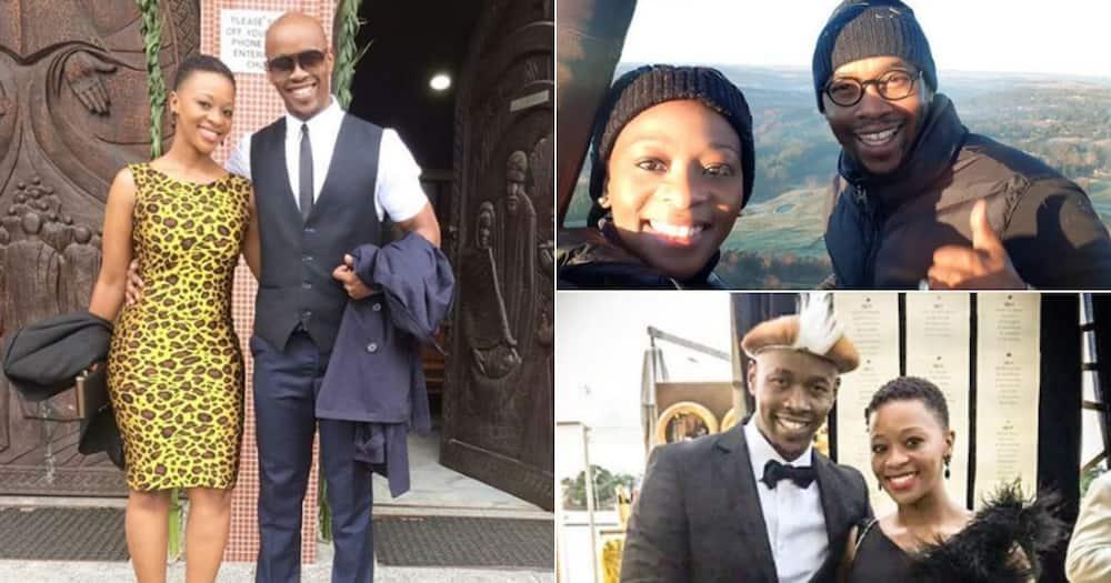 Salamina and Tshepo Howza Mosese celebrate 12 years of wedded bliss