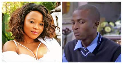 Time to move on! Tweeps are over Skeem Saam's Noah and Mokgadi
