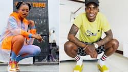 Thembinkosi Lorch spoils Natasha Thahane with lavish gifts on her 26th birthday
