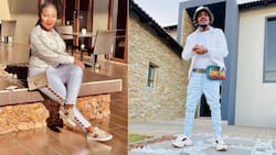 Makhadzi & Kabza De Small collab: Fans react to video of epic studio session