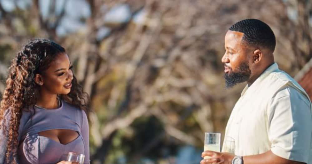 Cassper Nyovest, Mihlali Ndamase, 'The Braai Show', vibes, Kim, Kanye