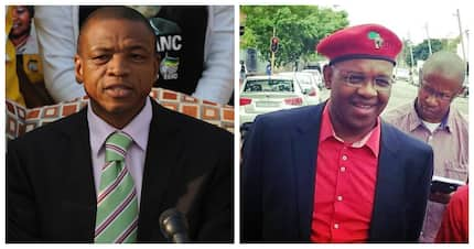 Supra Mahumapelo asks Dali Mpofu to assist in fight against ANC NEC