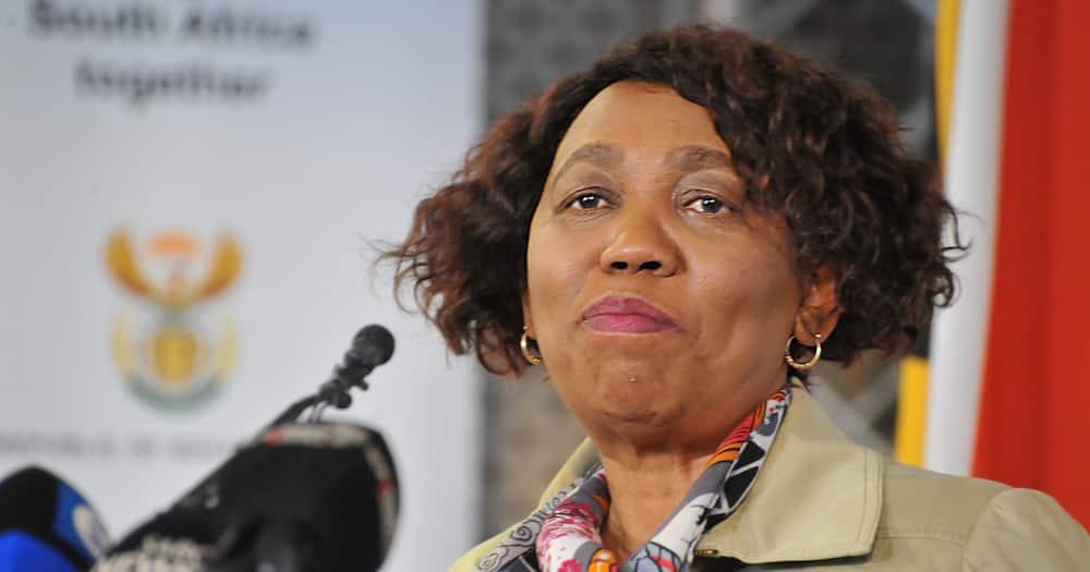 Basic Education Minister Angie Motshekga, sporting events, Covid-19, schools resuming