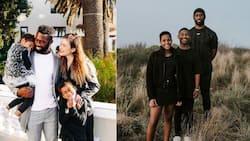 Springboks star Siya Kolisi opens up on being a dad, shares sweet photo