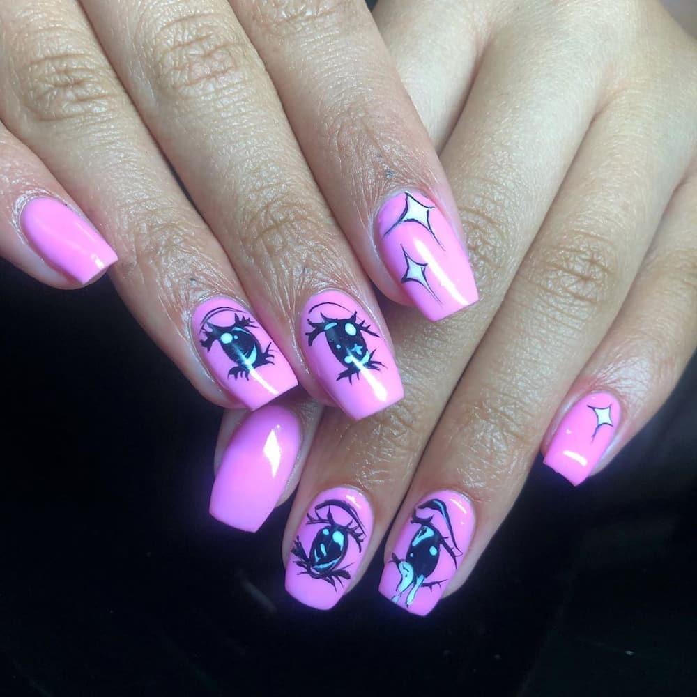 nail colour ideas