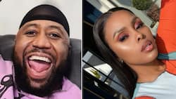 Cassper Nyovest and Kefilwe Mabote serve serious swag, peeps are living for it
