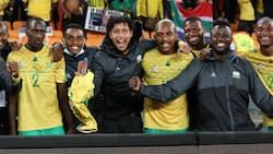 Improvement: Bafana Bafana climb up 7 places in the FIFA world rankings