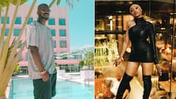 Black Coffee calmly responds to Enhle Mbali's claims of marital abuse