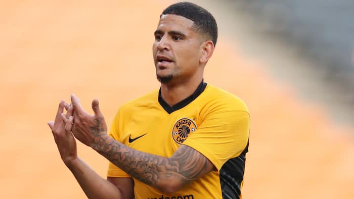 Keagan Dolly believes Kaizer Chiefs are at the beginning of a resurgence