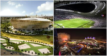 Qatar 2022 World Cup: Breathtaking view of spectacular Khalifa Stadium in Doha