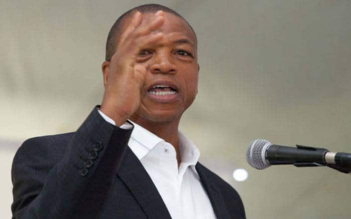 ANC SG Ace Magashule has thrown his weight behind embattled NW leader Supra Mahumapelo. Image: Twitter