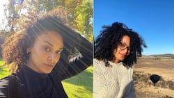 Pearl Thusi asks Saffas who they'll vote for, says DA is not an option for her