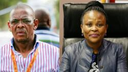 Magashule commends MPs who did not participate in Mkhwebane vote