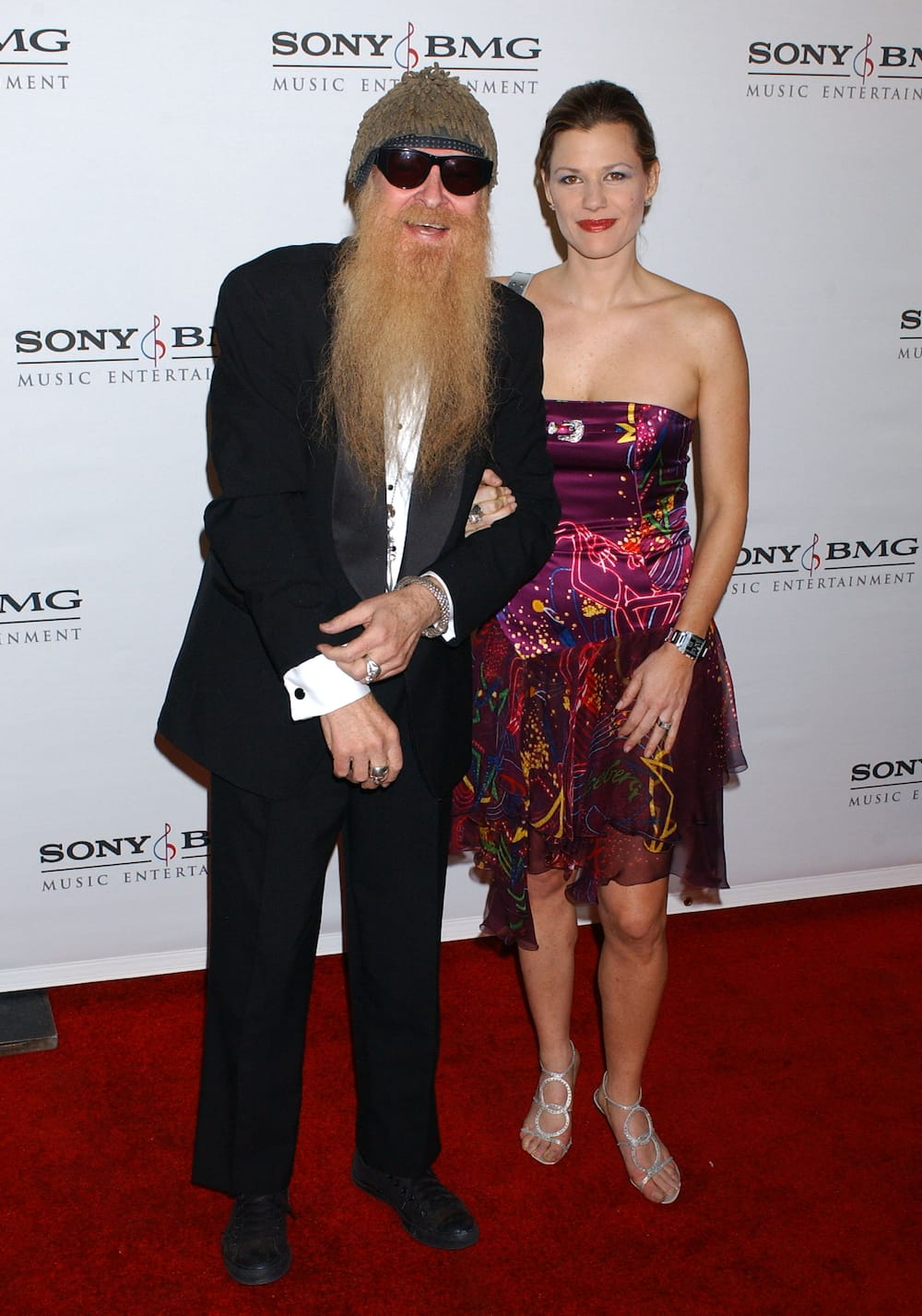 Billy Gibbons's wife