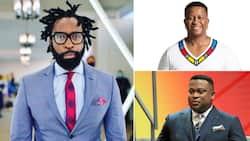 DJ Sbu proposes radio station for fired 'legends' amid Robert Marawa dismissal