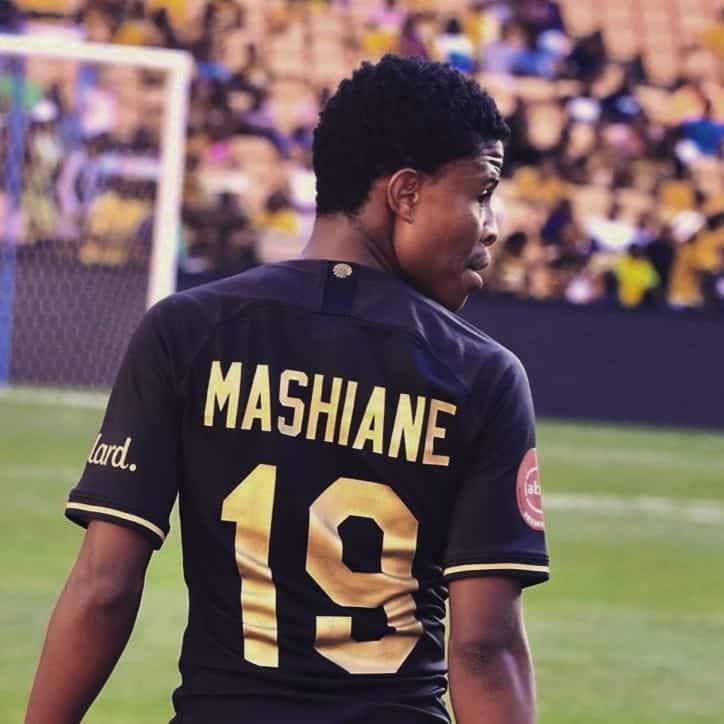 Happy Mashiane biography