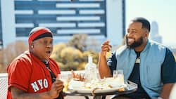 Cassper Nyovest and his BFF trend on social media with the latest episode of #TheBraaiShowWithCass