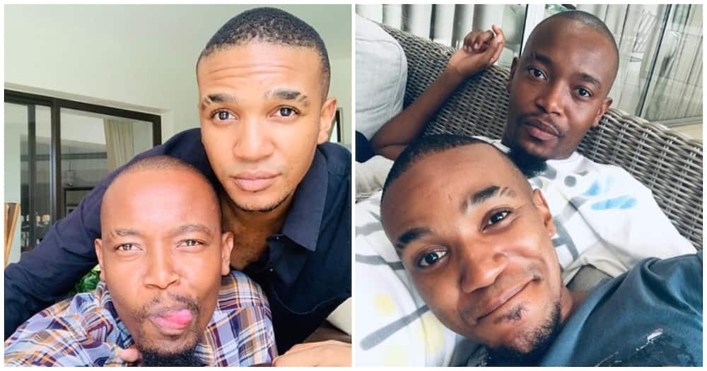 Moshe and Phelo's relationship hits rock-bottom as pair fight it out