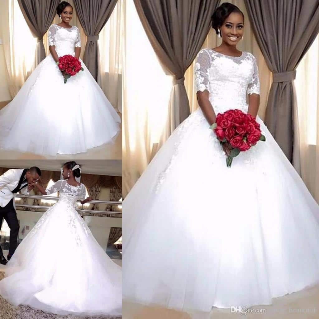 Wedding Gowns In South Africa: South African Celebrity Weddings 2018