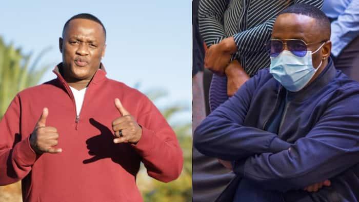 'Uyajola 9/9' star host Jub Jub apologises for encouraging looters