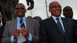 Ace Magashule defends Jacob Zuma in arms deal trial, says the ANC is divided