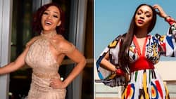 Thando Thabooty Thabethe wishes her Queen momma a happy birthday
