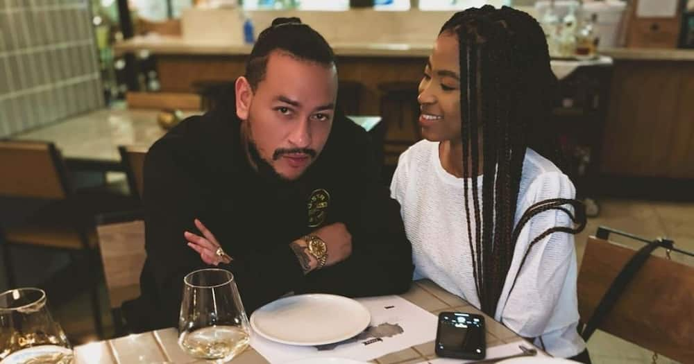 Zinhle Trends After AKA Shares Snap of Nelli Rocking Engagement Ring