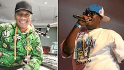 ProVerb's eternally grateful that HHP made him rap in Afrikaans
