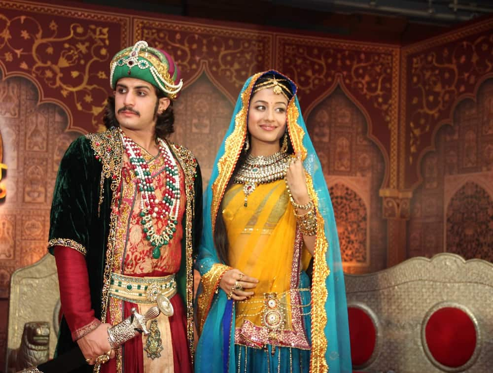 Jodha Akbar on Zee World storyline