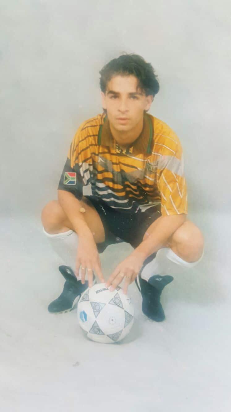 Junaid Hartley's age