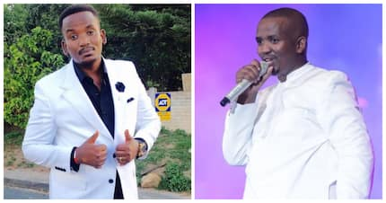 The late Sfiso Ncwane's house has been left in ruins by vandals