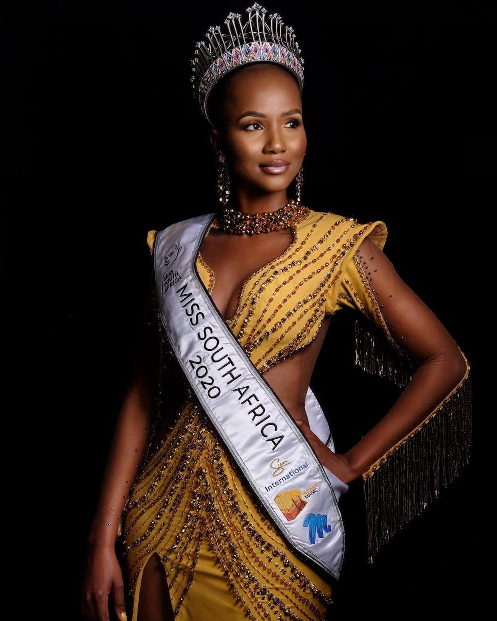 Miss SA 2020 contestants