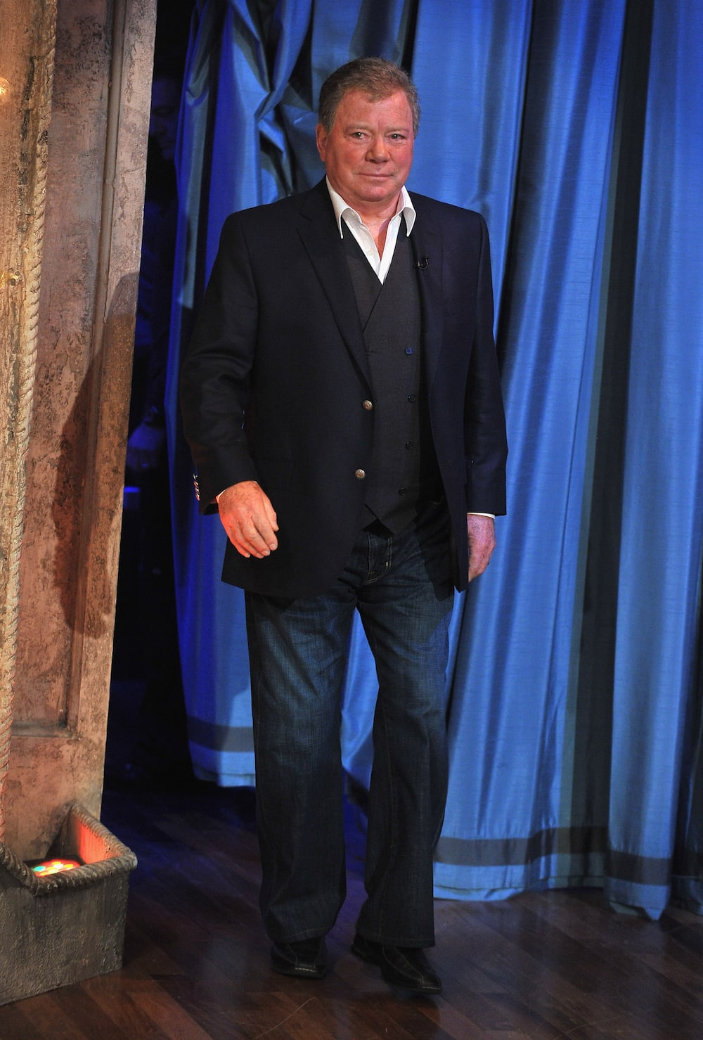 William Shatner's net worth, age, children, spouse, going to space ...
