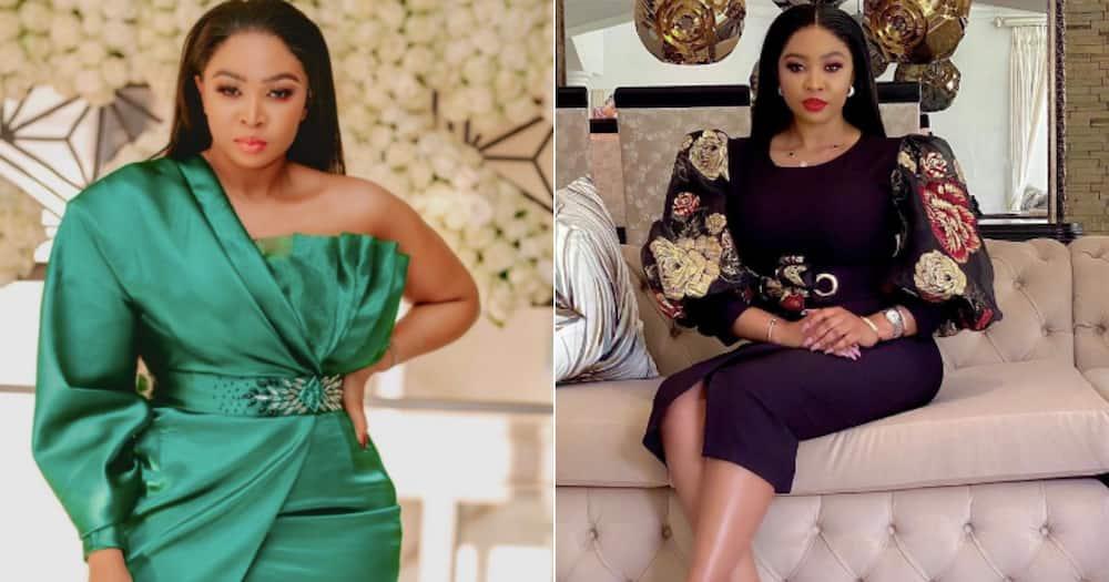 Ayanda Ncwane trends on social media for being boss on 'RHOD'