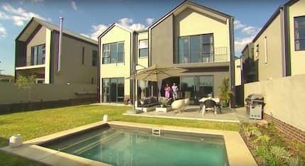 Bonang Matheba house picture, location, and price