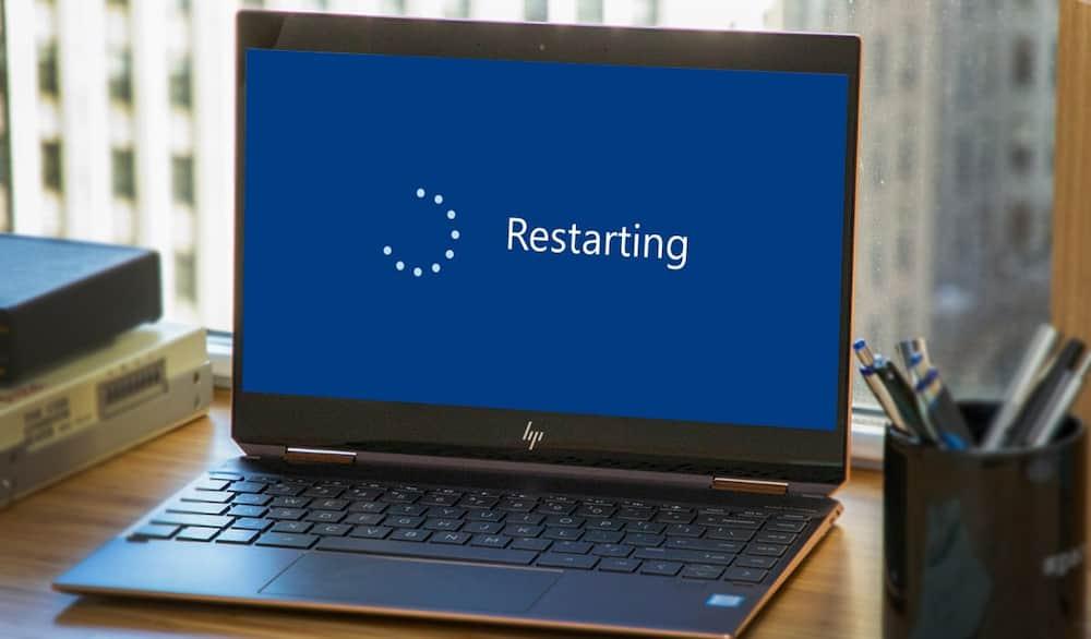 Windows 10 random restart no warning 2021
