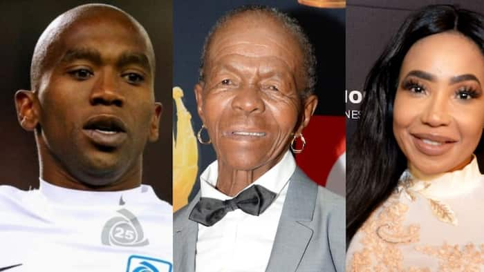 Year in review: 14 famous South Africans who passed away in 2020
