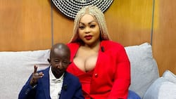 Ivorian plus size model Eudoxie Yao dumps Guinean lover Grand P